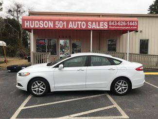 2013 Ford Fusion in Myrtle Beach South Carolina