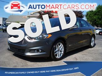 2013 Ford Fusion SE | Nashville, Tennessee | Auto Mart Used Cars Inc. in Nashville Tennessee