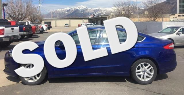 2013 Ford Fusion SE Ogden, Utah 0