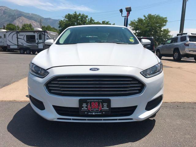 2013 Ford Fusion S Ogden, Utah 2
