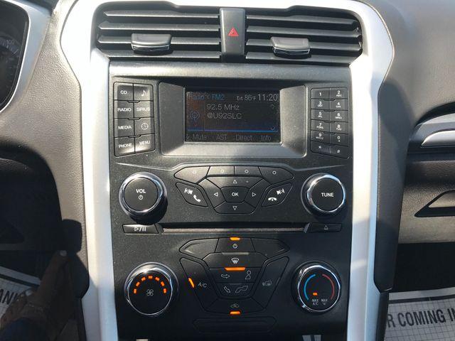 2013 Ford Fusion S Ogden, Utah 13
