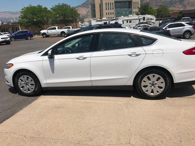 2013 Ford Fusion S Ogden, Utah 3