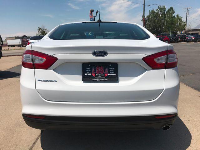 2013 Ford Fusion S Ogden, Utah 5