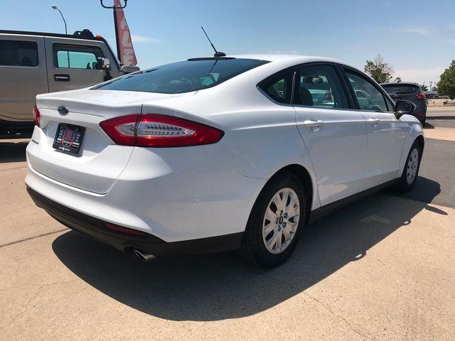 2013 Ford Fusion S Ogden, Utah 6