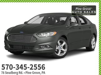 2013 Ford Fusion in Pine Grove PA