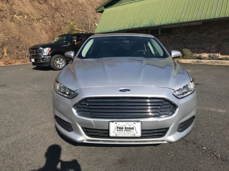 2013 Ford Fusion S | Pine Grove, PA | Pine Grove Auto Sales in Pine Grove, PA