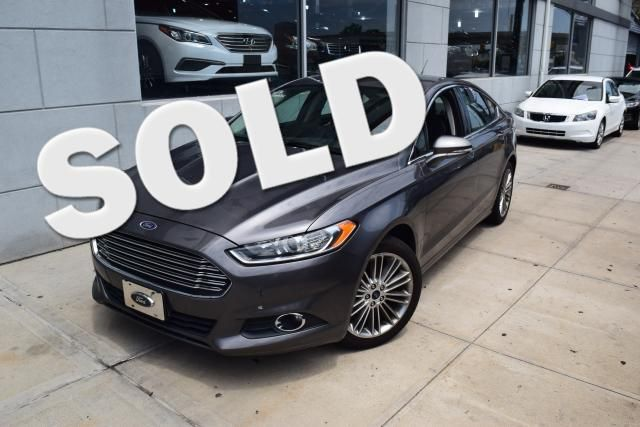 2013 Ford Fusion SE Richmond Hill, New York 0