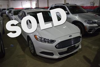 2013 Ford Fusion S Richmond Hill, New York