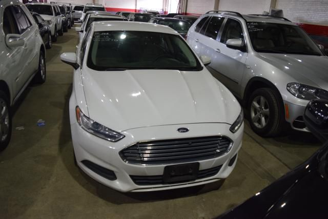 2013 Ford Fusion S Richmond Hill, New York 2