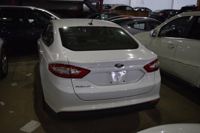 2013 Ford Fusion S Richmond Hill, New York 3