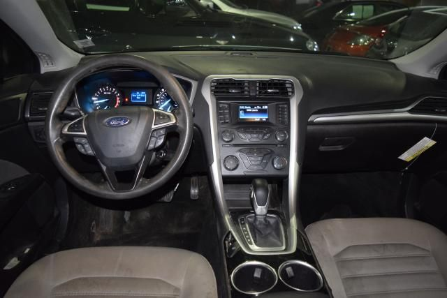 2013 Ford Fusion S Richmond Hill, New York 8
