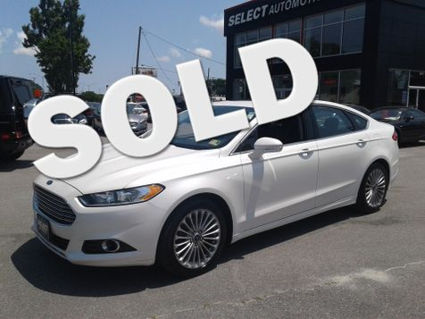 2013 Ford Fusion Titanium in Virginia Beach, Virginia