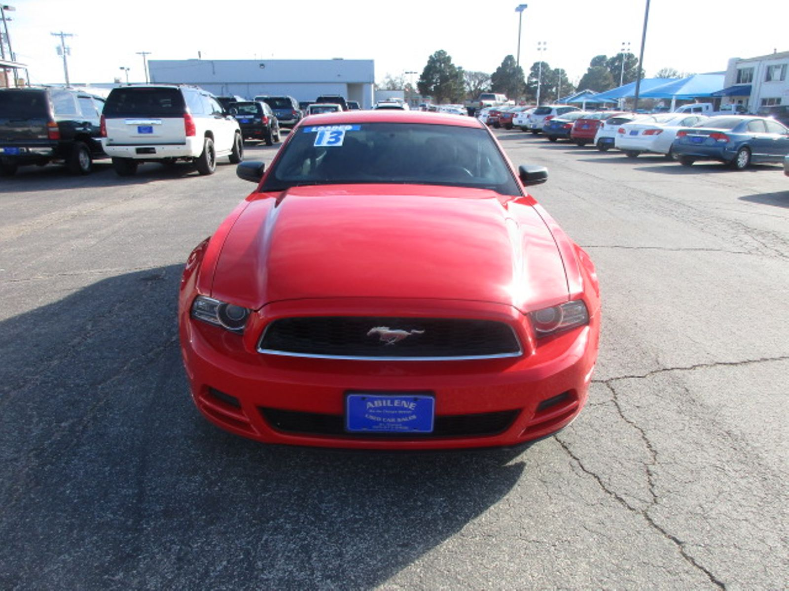 2013 Ford Mustang V6 Abilene TX Abilene Used Car Sales