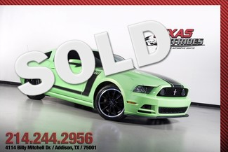 2013 Ford Mustang Boss 302 Addison, Texas