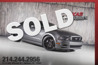2013 Ford Mustang GT Premium Supercharged With Many Upgrades in Addison