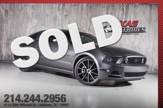 2013 Ford Mustang GT Premium 5.0 6-Speed in Addison