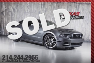 2013 Ford Mustang GT Premium 5.0 6-Speed With Many Upgrades in Addison