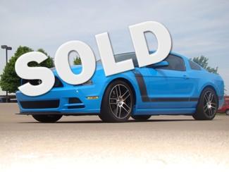 2013 Ford Mustang Boss 302 Bettendorf, Iowa