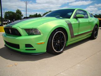 2013 Ford Mustang Boss 302 Twin Turbo Charged Bettendorf, Iowa