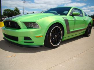 2013 Ford Mustang Boss 302 Twin Turbo Charged Bettendorf, Iowa 27
