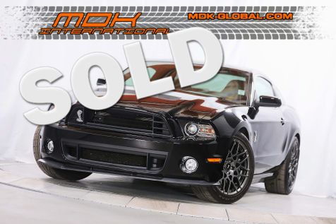 2013 Ford Mustang Shelby GT500 - Navigation - Magnetic shocks in Los Angeles