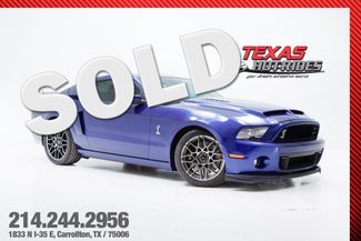2013 Ford Mustang Shelby GT500 Track Pkg With Many Upgrades | Carrollton, TX | Texas Hot Rides in Carrollton