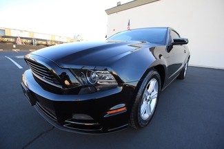 2013 Ford Mustang* LEATHER* SHAKER* MANUAL*  V6 Premium* ALLOYS* HEATED* NICE CAR* WOW Las Vegas, Nevada