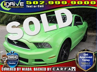 2013 Ford Mustang V6 | Louisville, Kentucky | iDrive Financial in Lousiville Kentucky