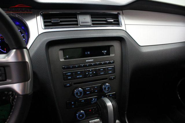 2013 Ford Mustang V6 Premium Merrillville, Indiana 18