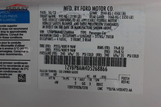 2013 Ford Mustang V6 Premium Merrillville, Indiana 44