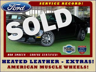 2013 Ford Mustang V6 Premium - Heated Leather - Upgraded Wheels! Mooresville , NC