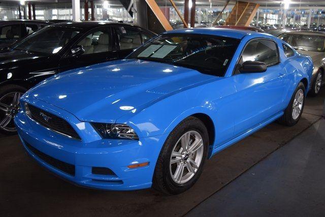 2013 Ford Mustang V6 Richmond Hill, New York 2