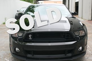 2013 Ford Mustang SVT Shelby GT500 Houston, Texas