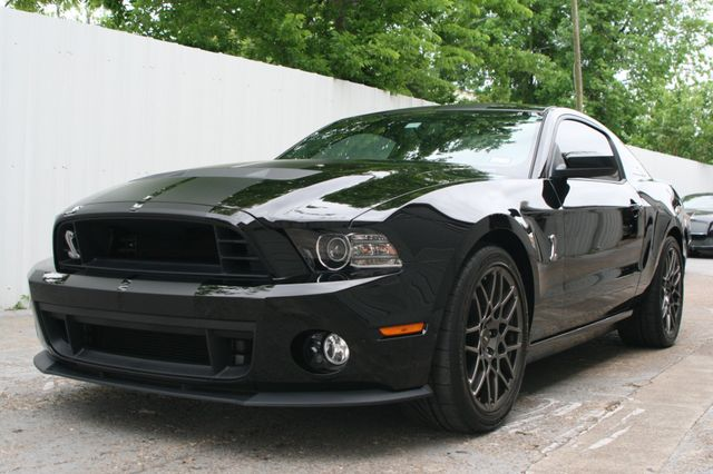 2013 Ford Mustang SVT Shelby GT500 Houston, Texas 1