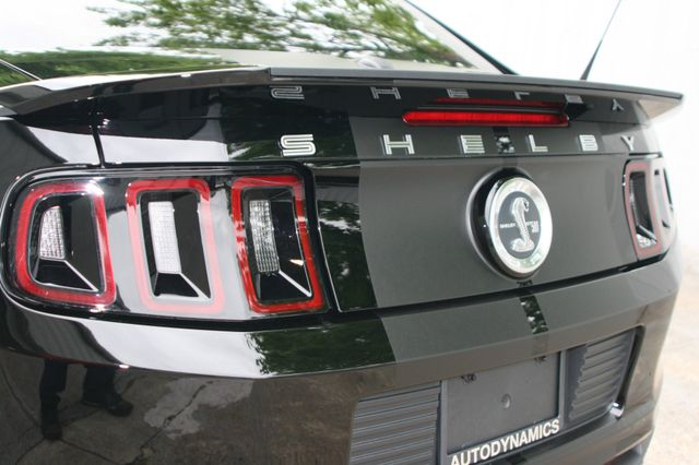 2013 Ford Mustang SVT Shelby GT500 Houston, Texas 12