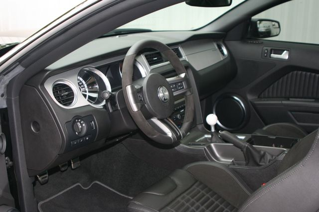 2013 Ford Mustang SVT Shelby GT500 Houston, Texas 15