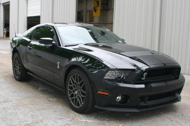 2013 Ford Mustang SVT Shelby GT500 Houston, Texas 2