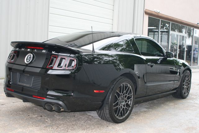 2013 Ford Mustang SVT Shelby GT500 Houston, Texas 8