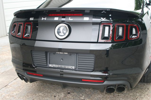 2013 Ford Mustang SVT Shelby GT500 Houston, Texas 9
