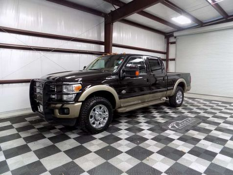 2013 Ford Super Duty F-250  King Ranch 4WD - Ledet's Auto Sales Gonzales_state_zip in Gonzales, Louisiana