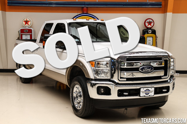 2013 Ford Super Duty F-250 Lariat This Carfax 1-Owner 2013 Ford Super Duty F-250 Lariat is in grea