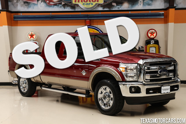 2013 Ford Super Duty F-250 Lariat 4x4 This 2013 Ford Super Duty F-250 Pickup Lariat 4x4 is in grea