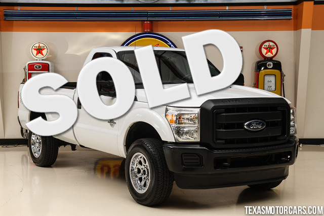 2013 Ford Super Duty F-250 4x4 This Carfax 1-Owner 2013 Ford Super Duty F-250 Pickup 4x4 is in gre