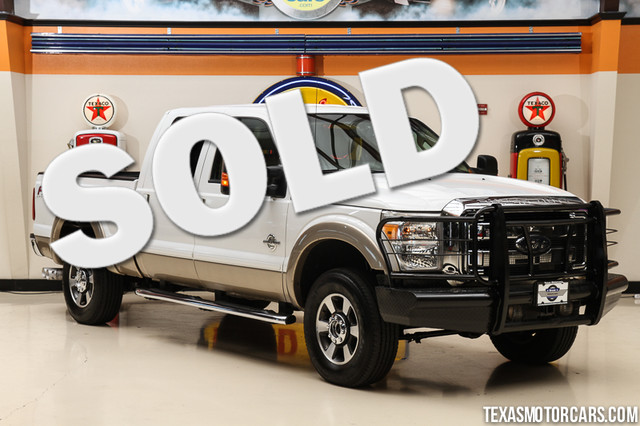 2013 Ford Super Duty F-250 Lariat 4X4 Financing is available with rates as low as 29 wac Get
