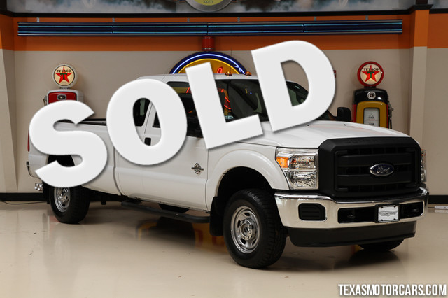 2013 Ford Super Duty F-250 XL Financing is available with rates as low as 29 wac Get pre-appr