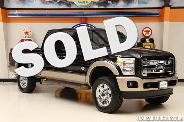 2013 Ford Super Duty F-250 King Ranch This 2013 Ford Super Duty F-250 Pickup King Ranch is in grea