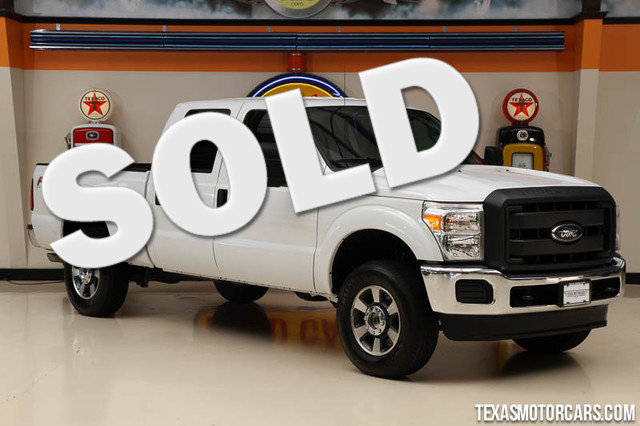 2013 Ford Super Duty F-250 XL This 2013 Ford Super Duty F-250 Pickup XL is in great shape with onl