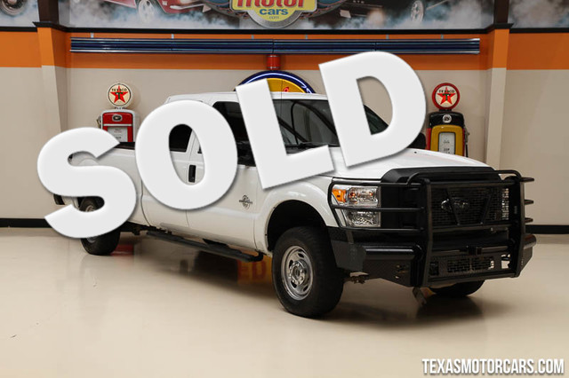 2013 Ford Super Duty F-250 4x4 This 2013 Ford Super Duty F-250 4x4 is in great shape with only 91