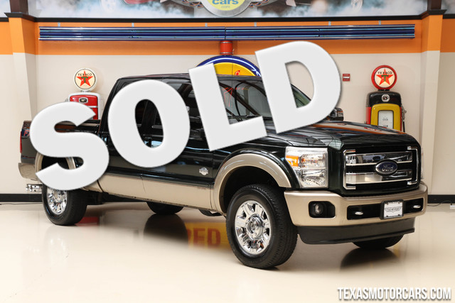 2013 Ford Super Duty F-250 King Ranch This Carfax 1-Owner 2013 Ford Super Duty F-250 King Ranch is