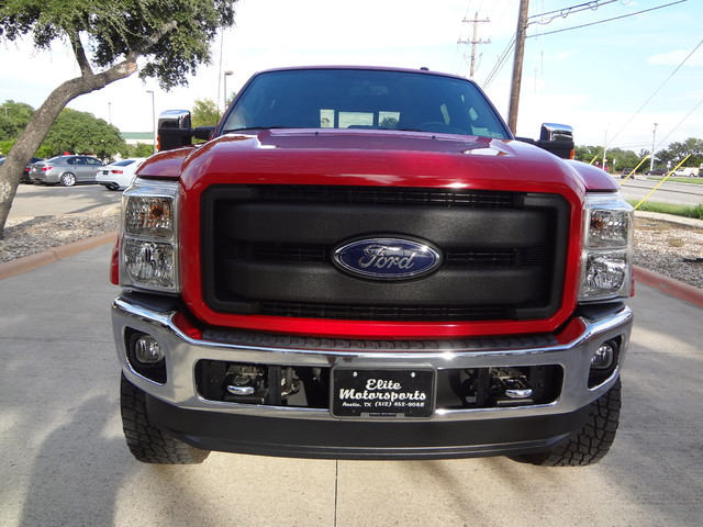 2013 Ford Super Duty F-250 Pickup Lariat Austin , Texas 13